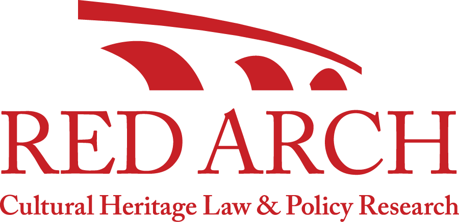 Red Arch Cultural Heritage Law & Policy Research